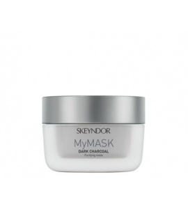 My Mask Dark Charcoal. Mascarilla purificante